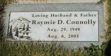 CONNOLLY, RAYMIE D. - Coconino County, Arizona | RAYMIE D. CONNOLLY - Arizona Gravestone Photos