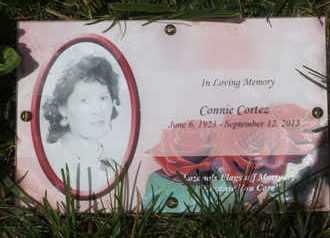 CORTEZ, CONNIE - Coconino County, Arizona | CONNIE CORTEZ - Arizona Gravestone Photos