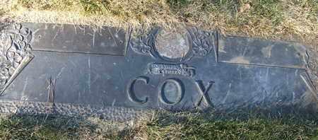 COX, ----- - Coconino County, Arizona | ----- COX - Arizona Gravestone Photos