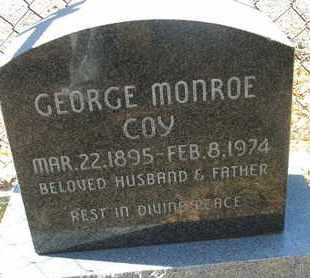 COY, GEORGE MONROE - Coconino County, Arizona | GEORGE MONROE COY - Arizona Gravestone Photos