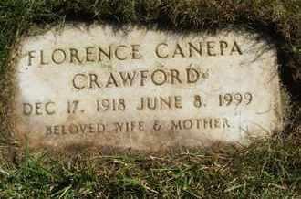 CRAWFORD, FLORENCE - Coconino County, Arizona | FLORENCE CRAWFORD - Arizona Gravestone Photos