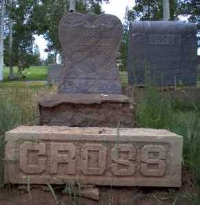 CROSS, MRS. L. A. - Coconino County, Arizona   MRS. L. A. CROSS - Arizona Gravestone Photos