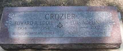CROZIER, LOIS ADELINE - Coconino County, Arizona | LOIS ADELINE CROZIER - Arizona Gravestone Photos