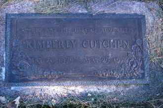 CUTCHEN, KIMBERLY - Coconino County, Arizona | KIMBERLY CUTCHEN - Arizona Gravestone Photos