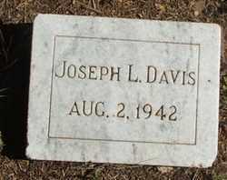 DAVIS, JOSEPH L. - Coconino County, Arizona   JOSEPH L. DAVIS - Arizona Gravestone Photos