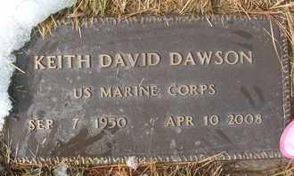 DAWSON, KEITH DAVID - Coconino County, Arizona   KEITH DAVID DAWSON - Arizona Gravestone Photos