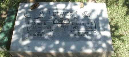 DEAVER, JAMES E. - Coconino County, Arizona | JAMES E. DEAVER - Arizona Gravestone Photos