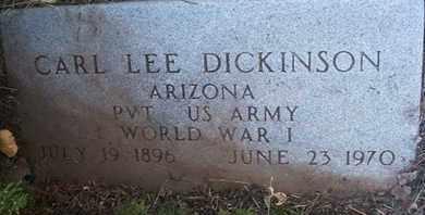 DICKINSON, CARL LEE - Coconino County, Arizona   CARL LEE DICKINSON - Arizona Gravestone Photos