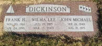 DICKINSON, JOHN MICHAEL - Coconino County, Arizona   JOHN MICHAEL DICKINSON - Arizona Gravestone Photos