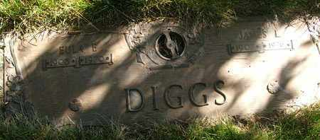 DIGGS, JAMES L. - Coconino County, Arizona | JAMES L. DIGGS - Arizona Gravestone Photos