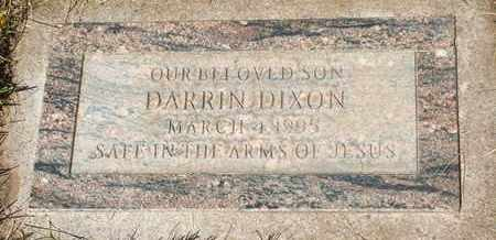 DIXON, DARRIN - Coconino County, Arizona | DARRIN DIXON - Arizona Gravestone Photos