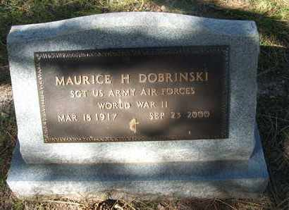 DOBRINSKI, MAURICE H. - Coconino County, Arizona | MAURICE H. DOBRINSKI - Arizona Gravestone Photos