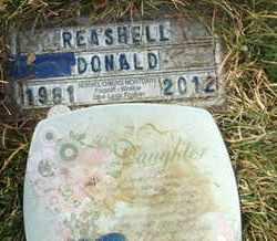 DONALD, REASHELL - Coconino County, Arizona | REASHELL DONALD - Arizona Gravestone Photos