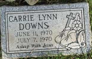 DOWNS, CARRIE LYNN - Coconino County, Arizona | CARRIE LYNN DOWNS - Arizona Gravestone Photos