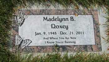 DOXEY, MADELYNN B. - Coconino County, Arizona | MADELYNN B. DOXEY - Arizona Gravestone Photos