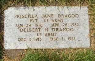 DRAGOO, DELBERT H. - Coconino County, Arizona | DELBERT H. DRAGOO - Arizona Gravestone Photos