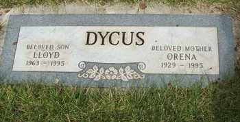 DYCUS, LLOYD - Coconino County, Arizona   LLOYD DYCUS - Arizona Gravestone Photos