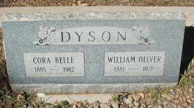 DYSON, WILLIAM OLIVER - Coconino County, Arizona | WILLIAM OLIVER DYSON - Arizona Gravestone Photos