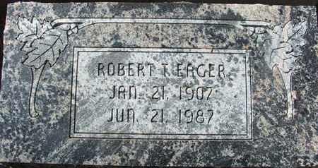 EAGER, ROBERT T. - Coconino County, Arizona | ROBERT T. EAGER - Arizona Gravestone Photos