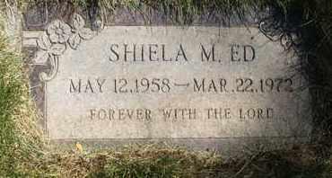 ED, SHIELA M. - Coconino County, Arizona   SHIELA M. ED - Arizona Gravestone Photos
