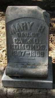 EDMONDS, MARY H. - Coconino County, Arizona | MARY H. EDMONDS - Arizona Gravestone Photos