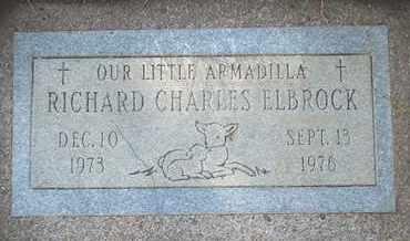 ELBROCK, RICHARD CHARLES - Coconino County, Arizona | RICHARD CHARLES ELBROCK - Arizona Gravestone Photos