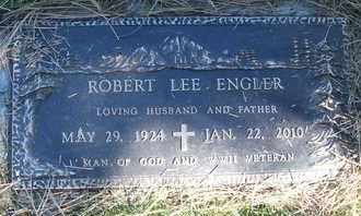 ENGLER, ROBERT LEE - Coconino County, Arizona | ROBERT LEE ENGLER - Arizona Gravestone Photos