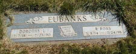 EUBANKS, DOROTHY L - Coconino County, Arizona | DOROTHY L EUBANKS - Arizona Gravestone Photos