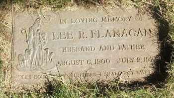 FLANAGAN, LEE R. - Coconino County, Arizona   LEE R. FLANAGAN - Arizona Gravestone Photos
