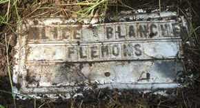 FLEMONS, ALICE BLANCHE - Coconino County, Arizona   ALICE BLANCHE FLEMONS - Arizona Gravestone Photos