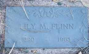 FLINN, LILY M. - Coconino County, Arizona | LILY M. FLINN - Arizona Gravestone Photos