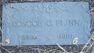 FLINN, ROSCOE C. - Coconino County, Arizona | ROSCOE C. FLINN - Arizona Gravestone Photos