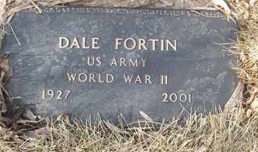 FORTIN, DALE - Coconino County, Arizona   DALE FORTIN - Arizona Gravestone Photos