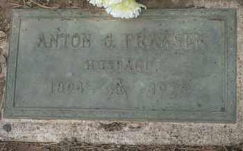 FRANSEN, ANTON G. - Coconino County, Arizona | ANTON G. FRANSEN - Arizona Gravestone Photos