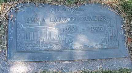 FRAZIER, EMMA - Coconino County, Arizona | EMMA FRAZIER - Arizona Gravestone Photos