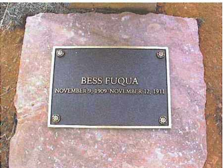 FUQUA, BESSIE - Coconino County, Arizona | BESSIE FUQUA - Arizona Gravestone Photos