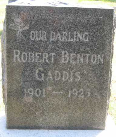 GADDIS, ROBERT BENTON - Coconino County, Arizona | ROBERT BENTON GADDIS - Arizona Gravestone Photos