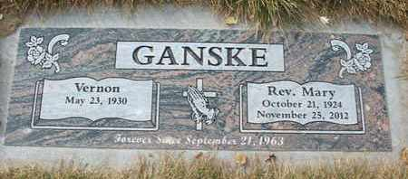 GANSKE, MARY - Coconino County, Arizona | MARY GANSKE - Arizona Gravestone Photos
