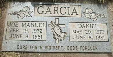 GARCIA, DANIEL - Coconino County, Arizona   DANIEL GARCIA - Arizona Gravestone Photos