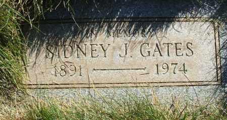 GATES, SIDNEY J. - Coconino County, Arizona | SIDNEY J. GATES - Arizona Gravestone Photos
