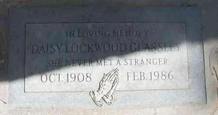 LOCKWOOD GLASSLEY, DAISY - Coconino County, Arizona | DAISY LOCKWOOD GLASSLEY - Arizona Gravestone Photos