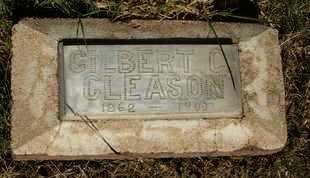 GLEASON, GILBERT C. - Coconino County, Arizona | GILBERT C. GLEASON - Arizona Gravestone Photos