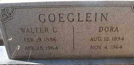 GOEGLEIN, DORA - Coconino County, Arizona   DORA GOEGLEIN - Arizona Gravestone Photos