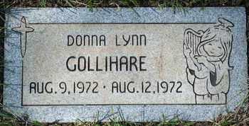 GOLLIHARE, DONNA LYNN - Coconino County, Arizona | DONNA LYNN GOLLIHARE - Arizona Gravestone Photos