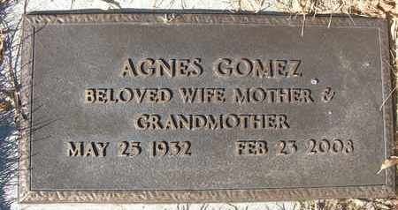GOMEZ, AGNES - Coconino County, Arizona | AGNES GOMEZ - Arizona Gravestone Photos