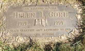 GORE, HELEN I. - Coconino County, Arizona | HELEN I. GORE - Arizona Gravestone Photos