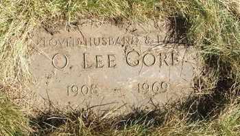 GORE, O. LEE - Coconino County, Arizona   O. LEE GORE - Arizona Gravestone Photos