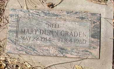 GRADEN, MARY - Coconino County, Arizona | MARY GRADEN - Arizona Gravestone Photos
