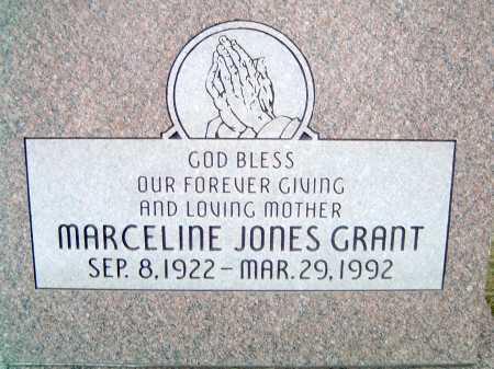 GRANT, MARCELINE JONES - Coconino County, Arizona | MARCELINE JONES GRANT - Arizona Gravestone Photos