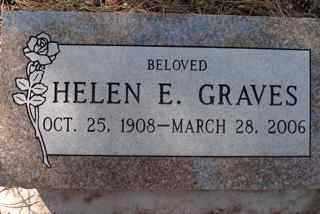 BAKER GRAVES, HELEN EUGENIA - Coconino County, Arizona | HELEN EUGENIA BAKER GRAVES - Arizona Gravestone Photos
